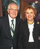Myron & Elaine Adler, 2013 Player-of-the-Year Award